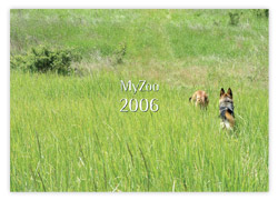 MyZoo Calendar 2006