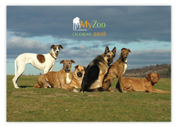 MyZoo Calendar 2008