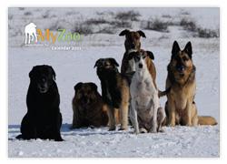 MyZoo Calendar 2011