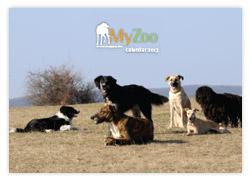 MyZoo Calendar 2012